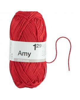 Amy haakgaren Rood