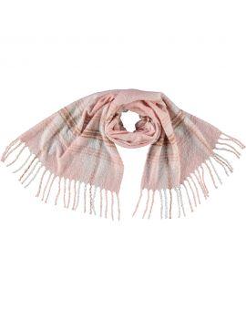 Dames sjaal Babyroze