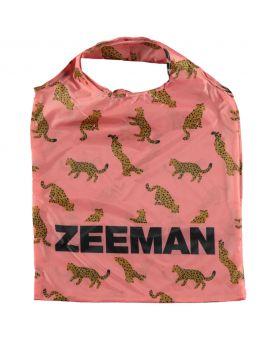 Zeeman statiegeldtas Roze