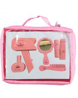 Houten speelgoed Roze