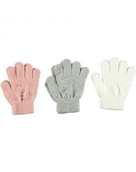 Meisjes handschoenen Roze