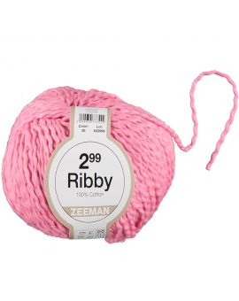 Ribby breigaren Roze