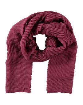 Dames sjaal Bordeaux