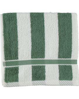 Milano handdoek Groen