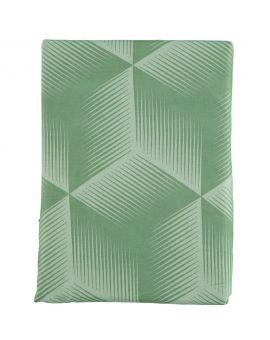 Dekbedset lits-jumeaux Groen