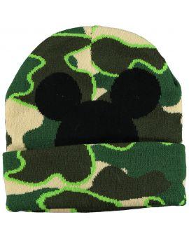 Mickey Kinder beanie Groen