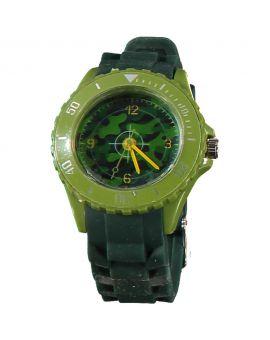 Horloge Legergroen