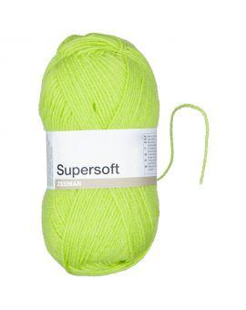 Supersoft breigaren Lime