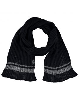 Heren thermo sjaal Navy