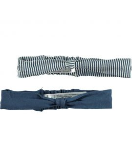 Haarband Navy