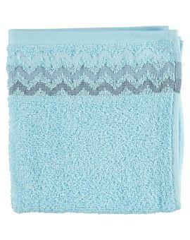 Handdoek Blauw
