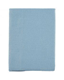 Hoeslaken 2-persoons Blauw