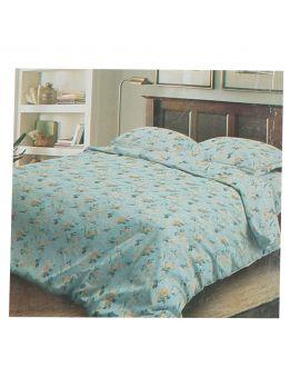 Dekbedset lits-jumeaux Blauw