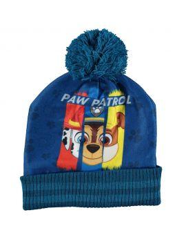Paw Patrol Kinder beanie Blauw