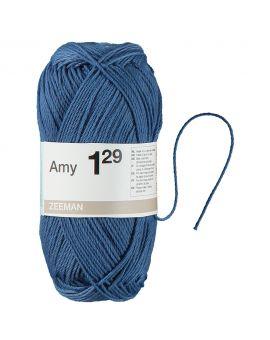 Amy haakgaren Blauw