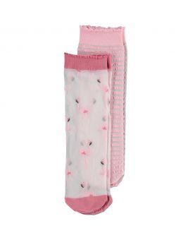 Pantykousen Roze
