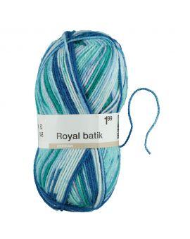 Royal Batik breigaren Kobalt