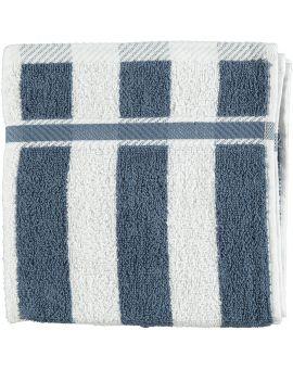 Milano handdoek Blauw