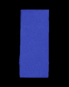 Kussensloop Blauw