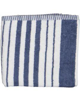 Bari handdoek Blauw