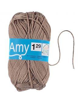 Amy haakgaren Bruin