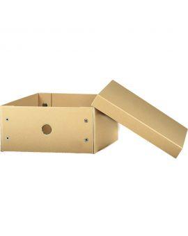 Opberg box Bruin