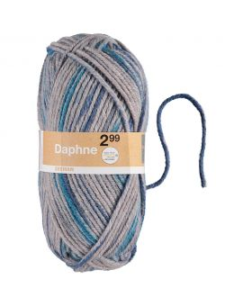 Daphne breigaren Grijs