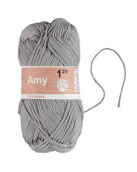 Amy haakgaren Grijs