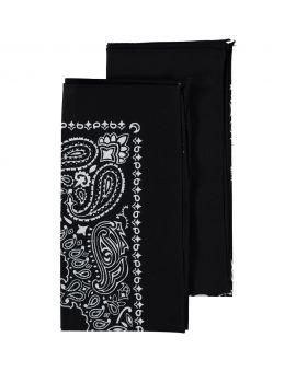 Zakdoek Zwart