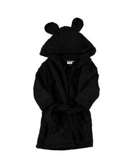 Mickey Baby badjas Zwart