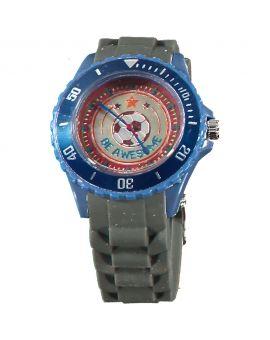 Horloge Blauw