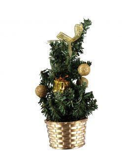 Kerstboom Goud