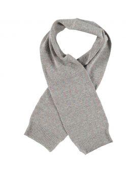 Meisjes sjaal Grijs