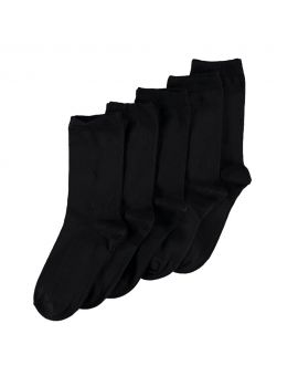 Dames sokken Zwart