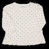 Newborn meisjes T-shirt Zand