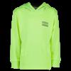 Jongens sweater Neon geel