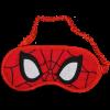 Spiderman Slaapmasker Rood